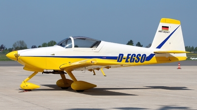 D-EGSO - Vans RV-9A - Private