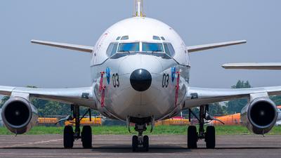 AI-7303 - Boeing 737-2X9(Adv) Surveiller - Indonesia - Air Force