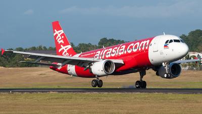 RP-C8971 - Airbus A320-216 - Philippines AirAsia