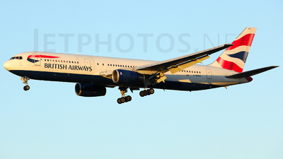 G-BNWO - Boeing 767-336(ER) - British Airways