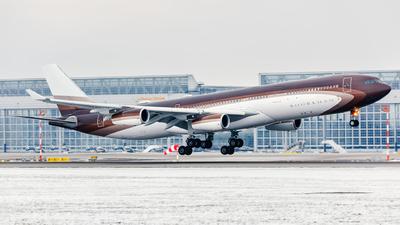 M-IABU - Airbus A340-313X - Klaret Aviation