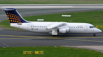 D-AEWQ - British Aerospace BAe 146-300 - Lufthansa Regional (Eurowings)