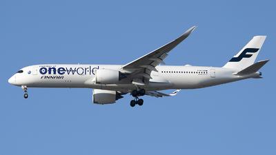 A picture of OHLWB - Airbus A350941 - Finnair - © Jose R. Ortiz