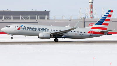 A picture of N817NN - Boeing 737823 - American Airlines - © YoungKyun Shin