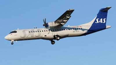 ES-ATH - ATR 72-212A(600) - Scandinavian Airlines (Nordica)