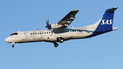 A picture of ESATH - ATR 72600 - SAS - © Anders Nilsson