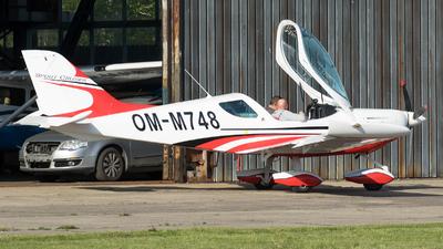 A picture of OMM748 - Czech Sport Aircraft SportCruiser - [] - © RAFAL KUKOWSKI