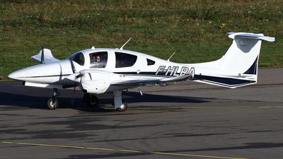 F-HLRA - Diamond Aircraft DA-62 - SD Aviation