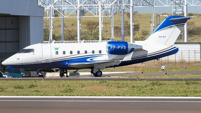 PP-PVS - Bombardier CL-600-2B16 Challenger 604 - Private