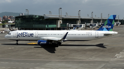 N905JB - Airbus A321-231 - jetBlue Airways