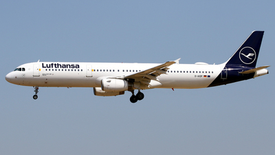 D-AIDF - Airbus A321-231 - Lufthansa