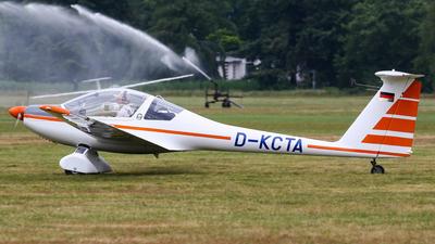 D-KCTA - Hoffmann H36 Dimona - Private