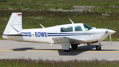 D-EOWS - Mooney M20J-201MSE - Westflug Aachen