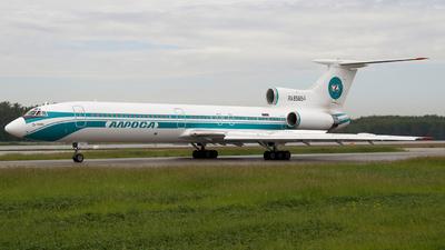 RA-85654 - Tupolev Tu-154M - Alrosa Airlines