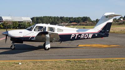PT-ROW - Embraer EMB-711ST Corisco - Private