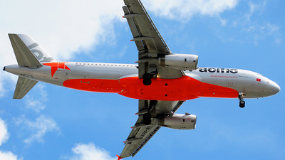 VN-A563 - Airbus A320-233 - Jetstar Pacific Airlines