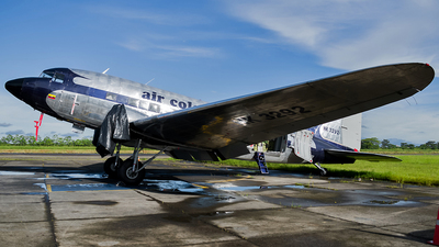 HK-3292 - Douglas DC-3C - Air Colombia