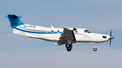OO-PCM - Pilatus PC-12/47E - European Aircraft Private Club (EAPC)