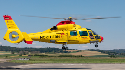 A picture of DHNHA - Airbus Helicopters AS365 - Northern Helicopter - © Sebastian Sowa