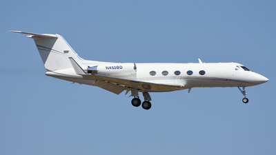 N450BD - Gulfstream G-III - Private