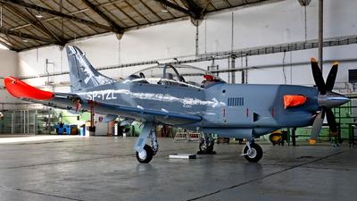 SP-YZL - PZL-Warszawa PZL-130 Orlik MPT - PZL-Warszawa