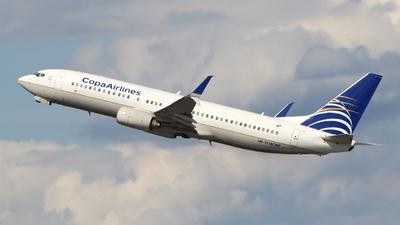 Hp 1714cmp Boeing 737 8v3 Copa Airlines Flightradar24