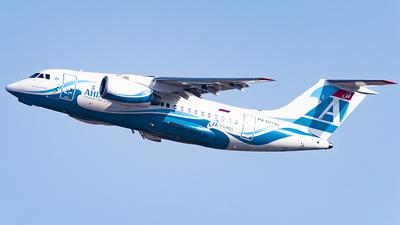 A picture of RA61710 - Antonov An148 - Angara Airlines - © Faustasyan