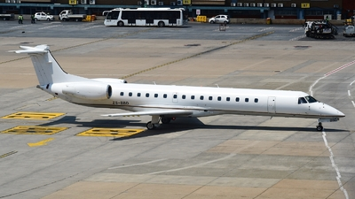 ZS-BBD - Embraer ERJ-145LU - Solenta Aviation