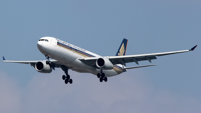9V-STP - Airbus A330-343 - Singapore Airlines