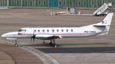 D-CNAG - Fairchild SA227-DC Metro 23 - Binair Aero Service