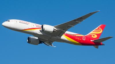 B-2729 - Boeing 787-8 Dreamliner - Hainan Airlines