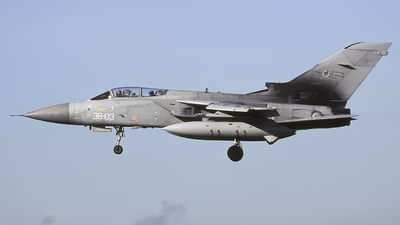 MM55057 - Panavia Tornado F.3 - Italy - Air Force