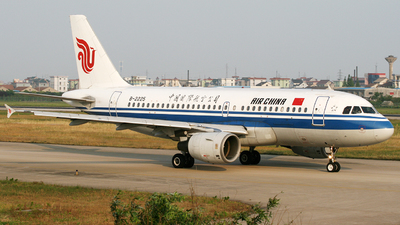 B-2225 - Airbus A319-112 - Air China