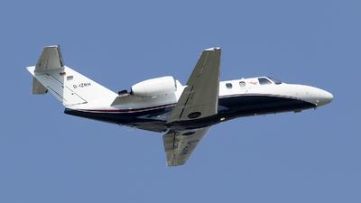 D-IZRH - Cessna 525 CitationJet 1 - StarJet Aviation