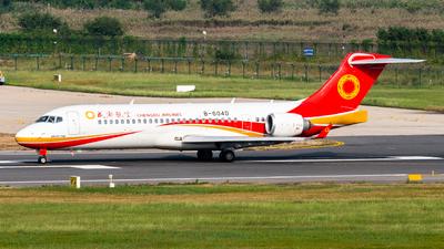 B-604D - COMAC ARJ21-700 - Chengdu Airlines