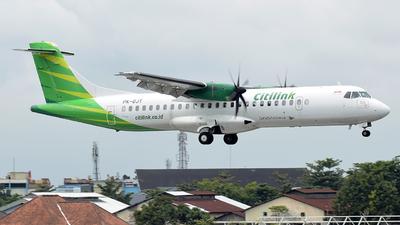 PK-GJT - ATR 72-212A(600) - Citilink