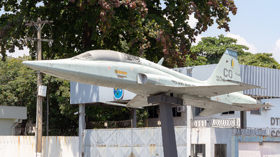 FAB4804 - Northrop F-5B Freedom Fighter - Brazil - Air Force