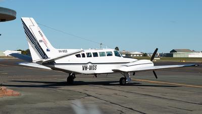 VH-WGS - Cessna 404 Titan - Aero Logistics