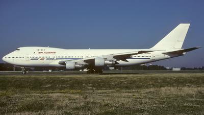 TF-ABQ - Boeing 747-246B - Air Algérie (Air Atlanta Icelandic)