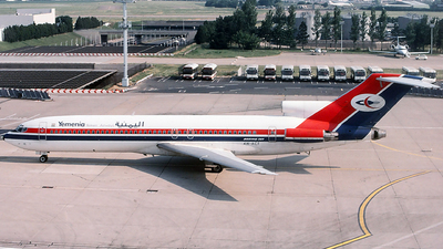4W-ACF - Boeing 727-2N8(Adv) - Yemenia - Yemen Airways