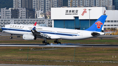 B-6500 - Airbus A330-343 - China Southern Airlines