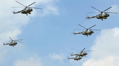 1710 - Mil Mi-17-1V Hip - Mexico - Air Force