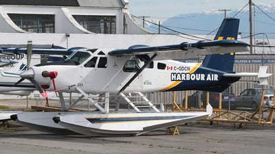 C-GDCN - De Havilland Canada DHC-2 Mk.III Turbo-Beaver - Harbour Air