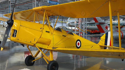 PP-AAT - De Havilland DH-82A Tiger Moth - Private