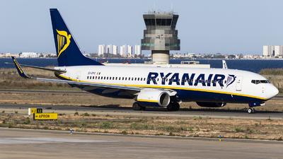 EI-EPC - Boeing 737-8AS - Ryanair