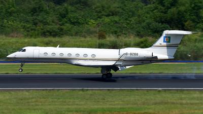 B-8288 - Gulfstream G550 - Private