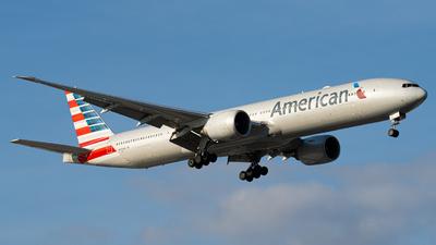 A picture of N730AN - Boeing 777323(ER) - American Airlines - © Boneyard Safari - Daniel Gonzalez