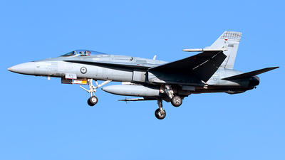 A21-43 - McDonnell Douglas F/A-18A Hornet - Australia - Royal Australian Air Force (RAAF)
