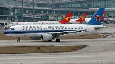B-6251 - Airbus A320-214 - China Southern Airlines