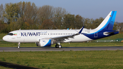D-AUAB - Airbus A320-251N - Kuwait Airways